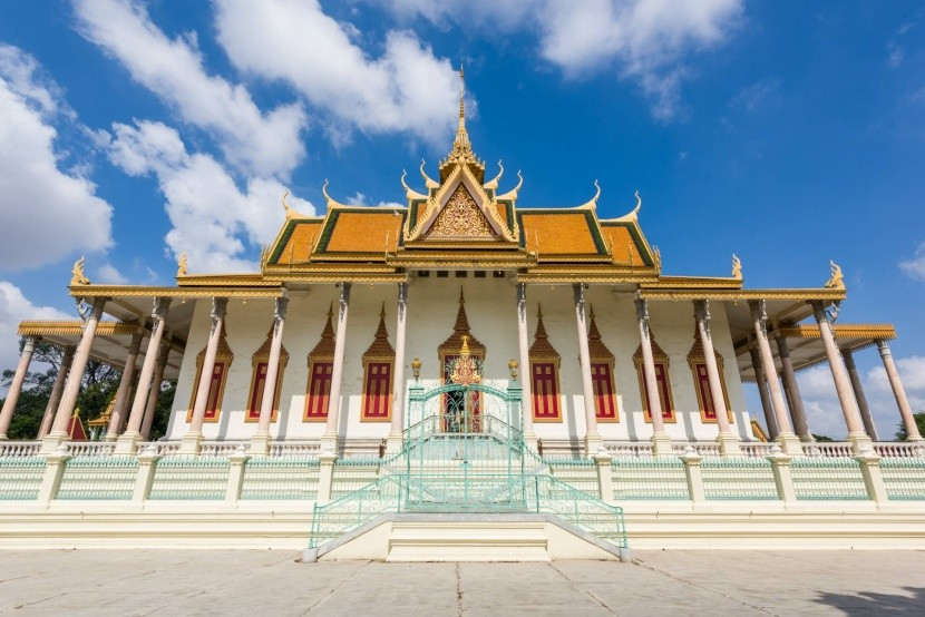Stříbrná pagoda