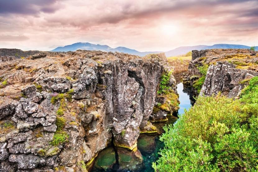 Národní park Þingvellir