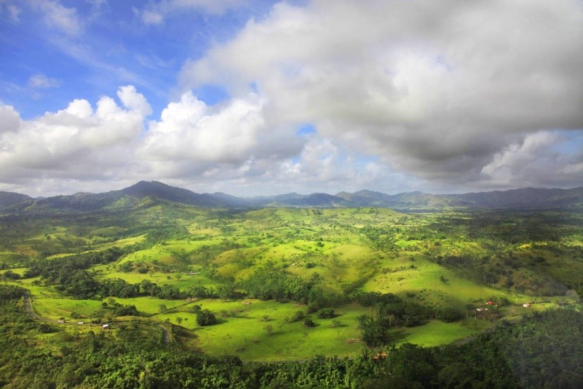 Pohoří Cordillera Central