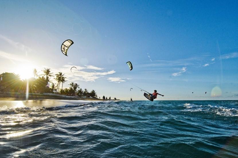 Pláž Cabarete, Dominikánská republika