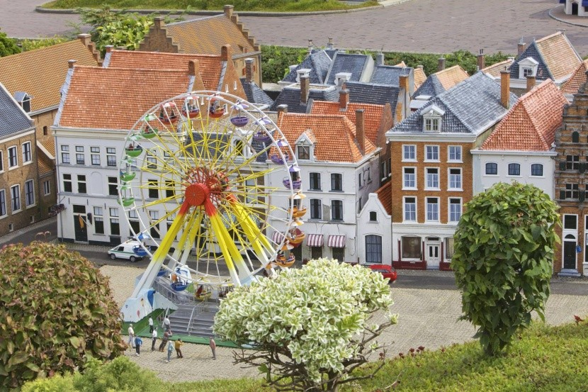 Madurodam - svět nizozemských miniatur