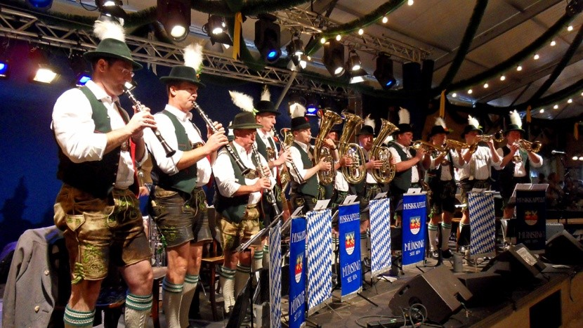 Hudební doprovod Oktoberfestu