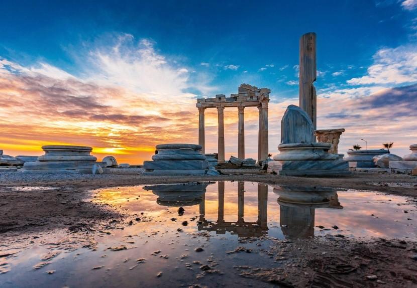 Apollónův chrám v Side