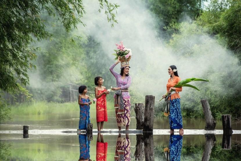 Obyvatelé Bali