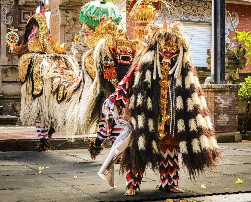 Poznejte unikátní kulturu Bali