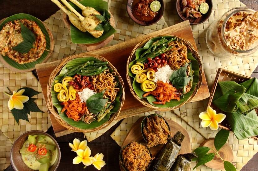 Vyzkoušejte balijskou kuchyni