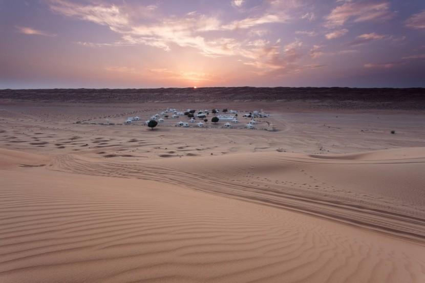 Desert Nights Camp, Omán