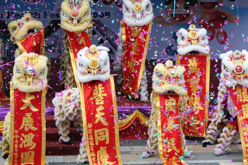 Čínský novoroční festival