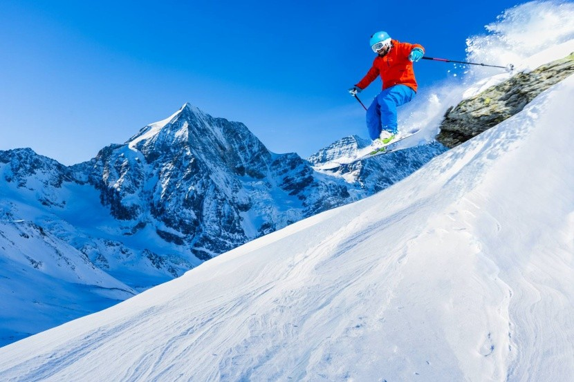 Skiaréna Ortlerské Alpy