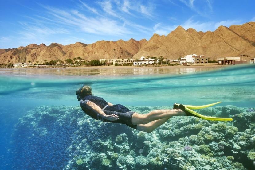 Poznejte podmořský svět v Egyptě