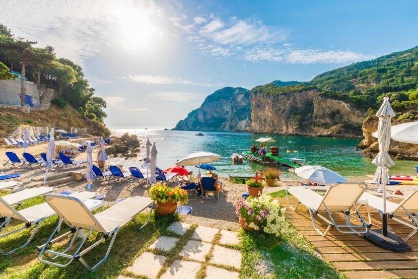 Korfu, Řecko