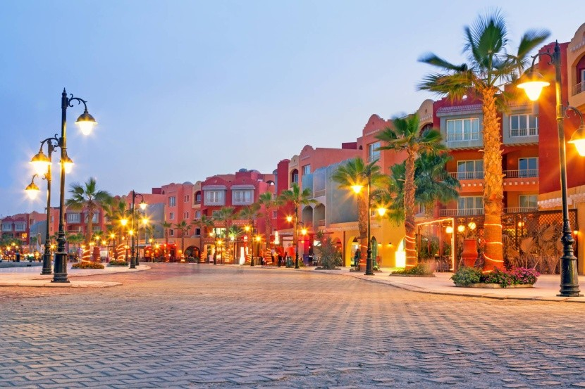 Hurghada Marina, Egypt