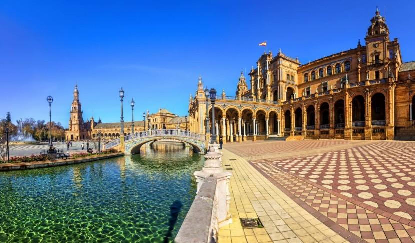 Andalusie, Španělsko