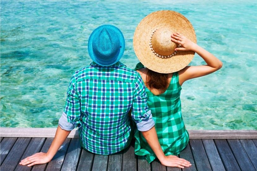 Oblíbené dovolenkové destinace