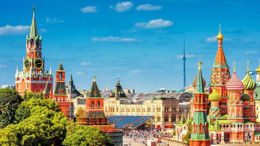 Co nevynechat při první návštěvě Moskvy
