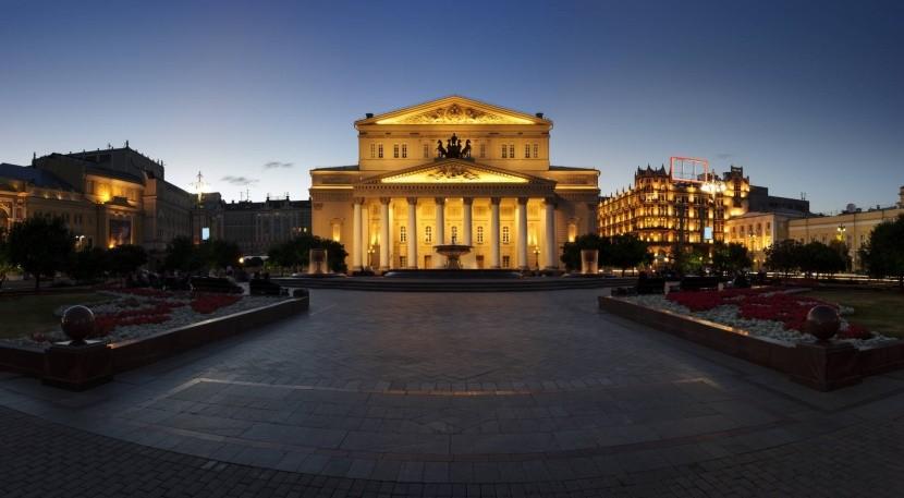 Velké divadlo (Bolshoi Theatre)