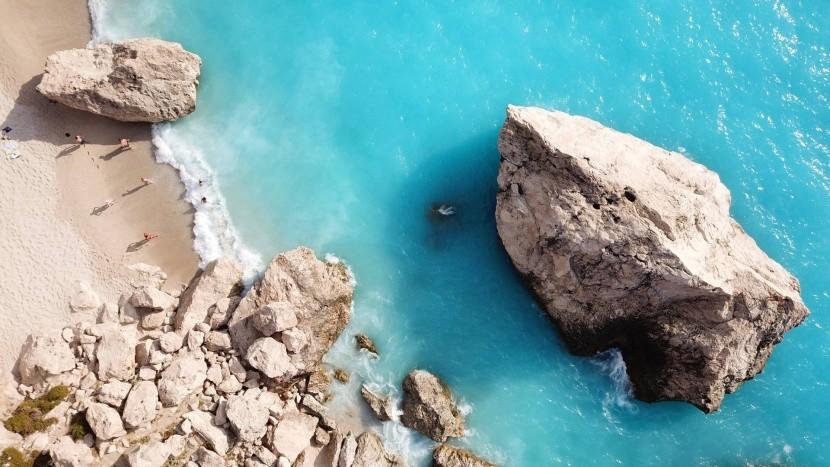 Lefkada, Jónské ostrovy