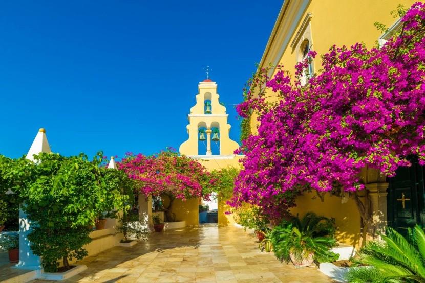 Korfu, Jónské ostrovy