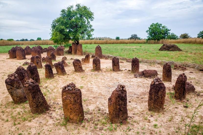 Kamenné kruhy Wassu, Gambie