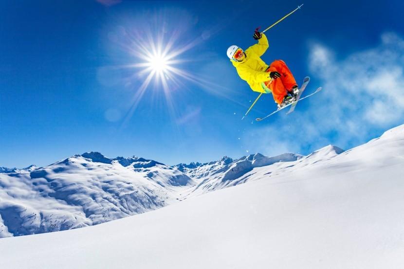 Nejlepší lyžařské areály v Rakousku