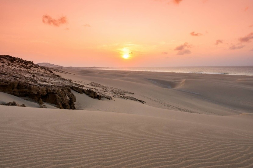 Praia de Chaves, Boa Vista