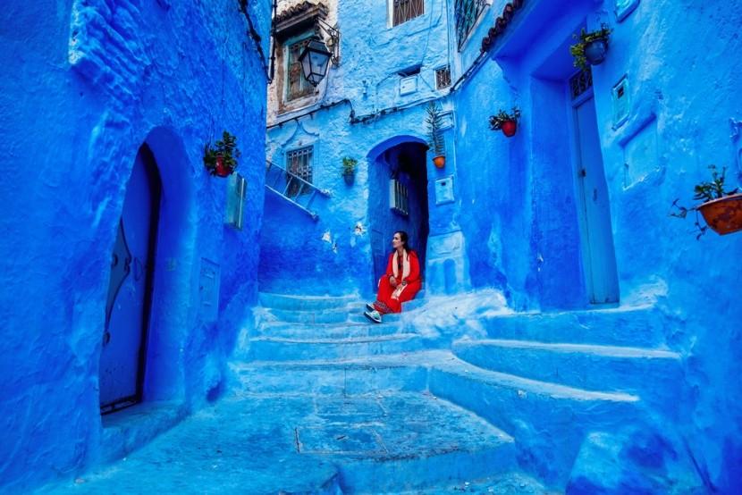 Maroko je plné barev, chutí a vůní
