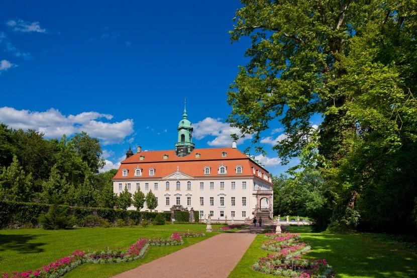 Zámek a park Lichtenwalde
