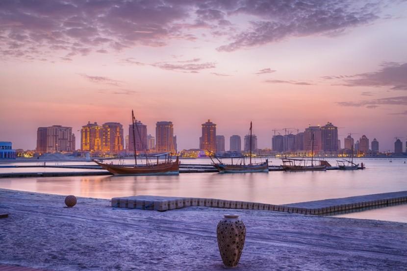 Klenot Perského zálivu, Katar