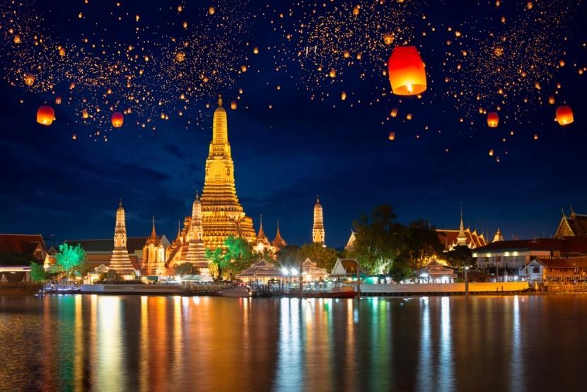 Co si nenechat ujít při návštěvě Thajska