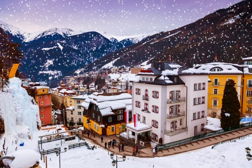 Gastein, Rakousko