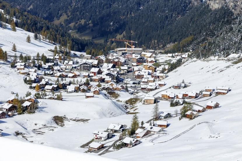 Malbun, Lichtenštejnsko