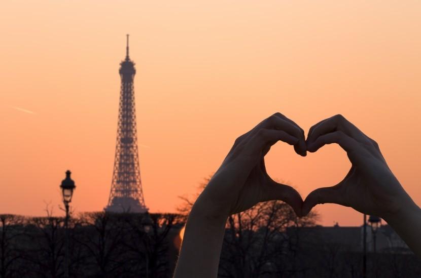 Romantická Paříž trochu jinak