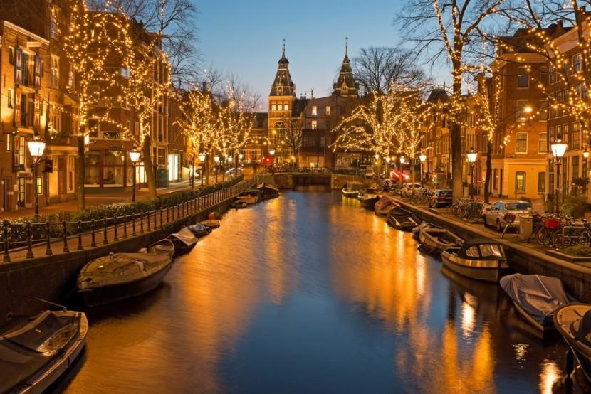 Svatý Mikuláš v Nizozemsku
