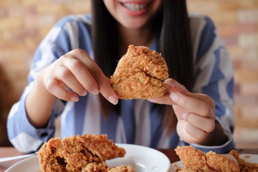 Smažené kuře, japonská vánoční klasika