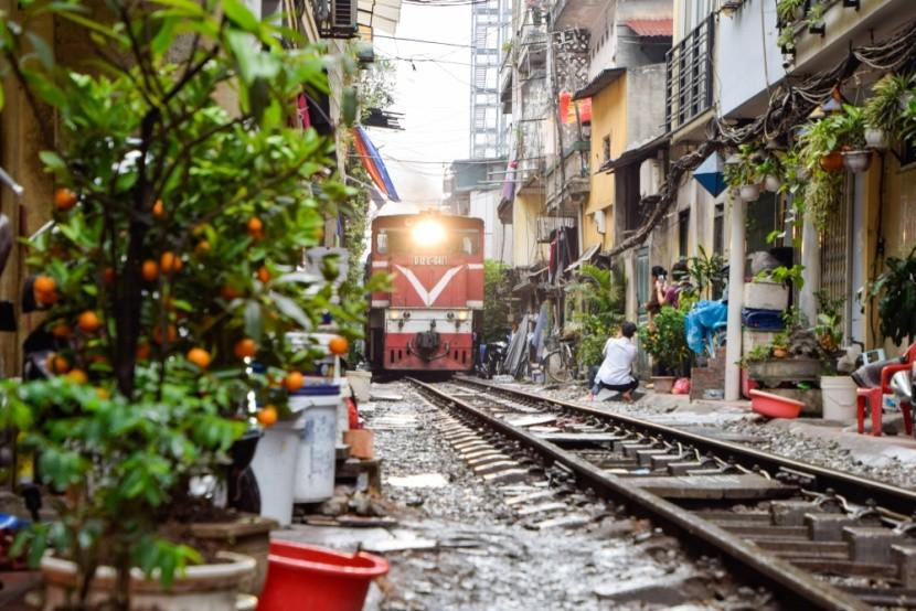 Hanoj, vstupní brána do Vietnamu