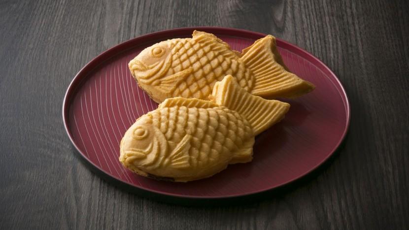 Taiyaki: oblíbený dezert plněný fazolovou pas