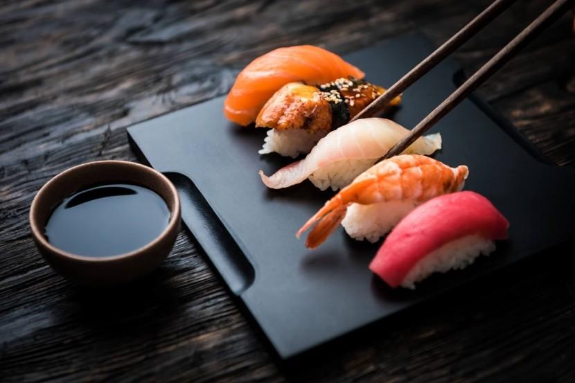 Tokio je považováno za ráj milovníků jídla