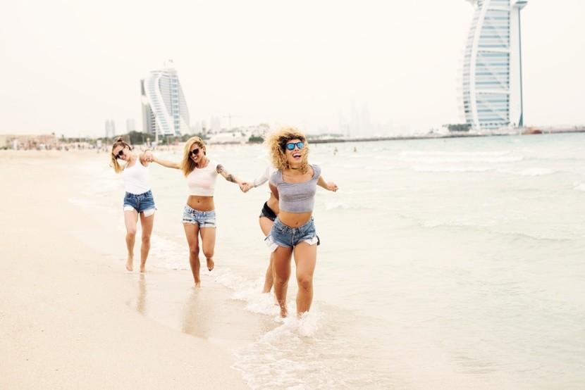 Odrostlejší děti si zamilují Dubaj