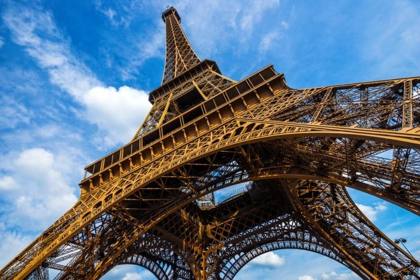 Eiffelovka nikdy nezklame ani neomrzí