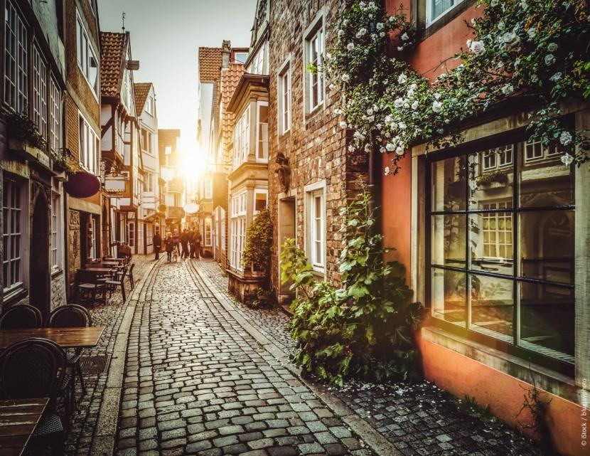 Staré město Brémy