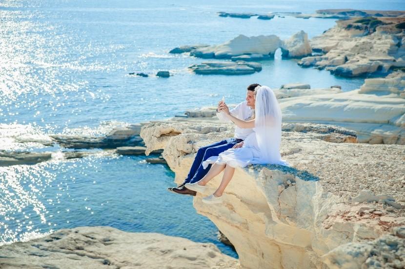 Svatební cesta bývá nejčastěji u moře