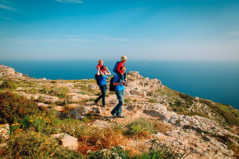 Turistika na Maltě