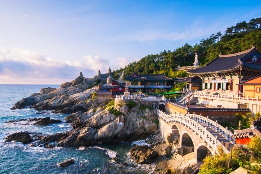 Nezapomenutelná panoramata Jižní Koreje
