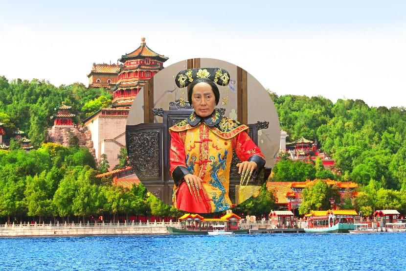 Císařovna Cixi, Peking, Čína