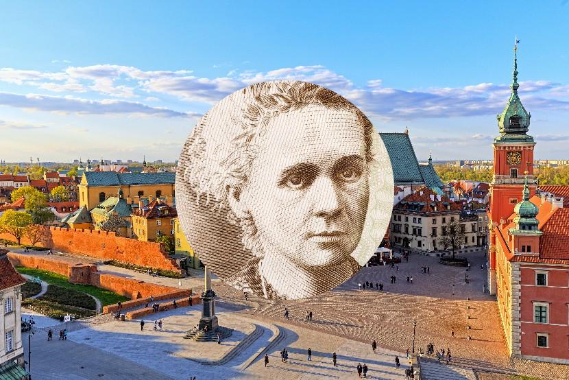 Marie Curie-Skłodowská, Varšava, Polsko