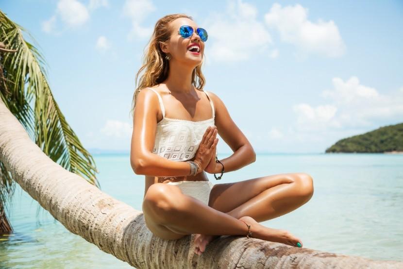 Štěstí najdete ve vodě, na vodě nebo u vody