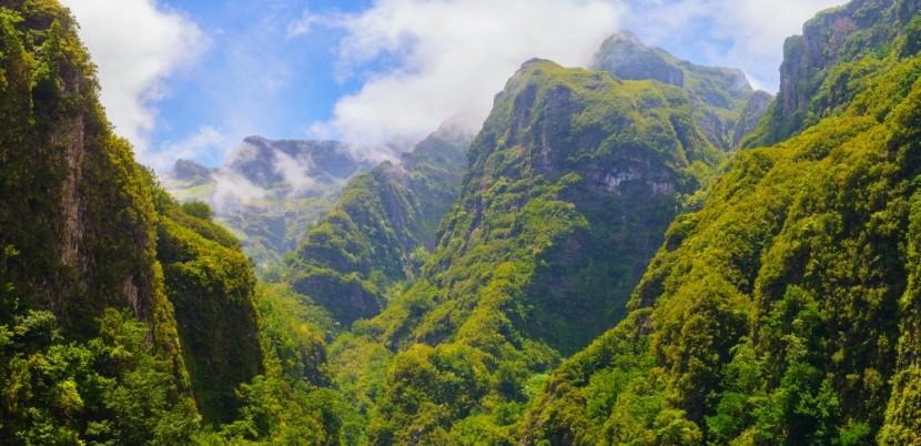 Horské túry na Madeiře si zamilujete