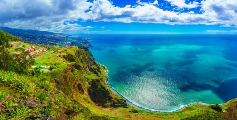 Madeiru si nelze nezamilovat