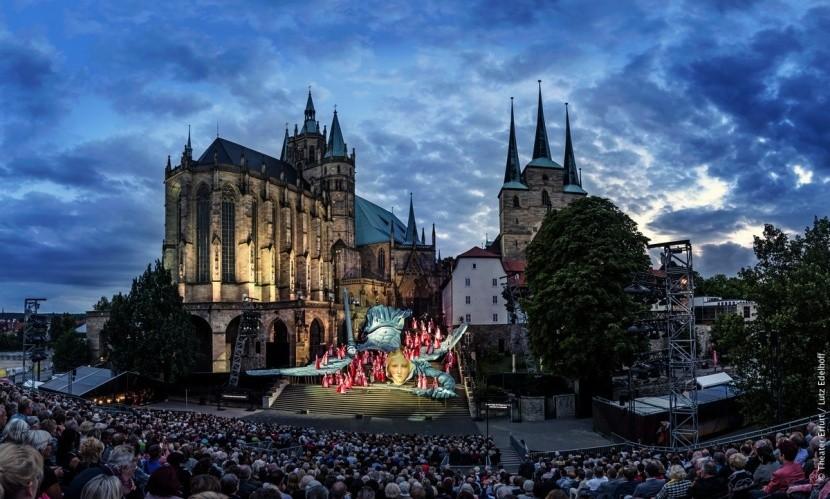 Kulturní město Erfurt