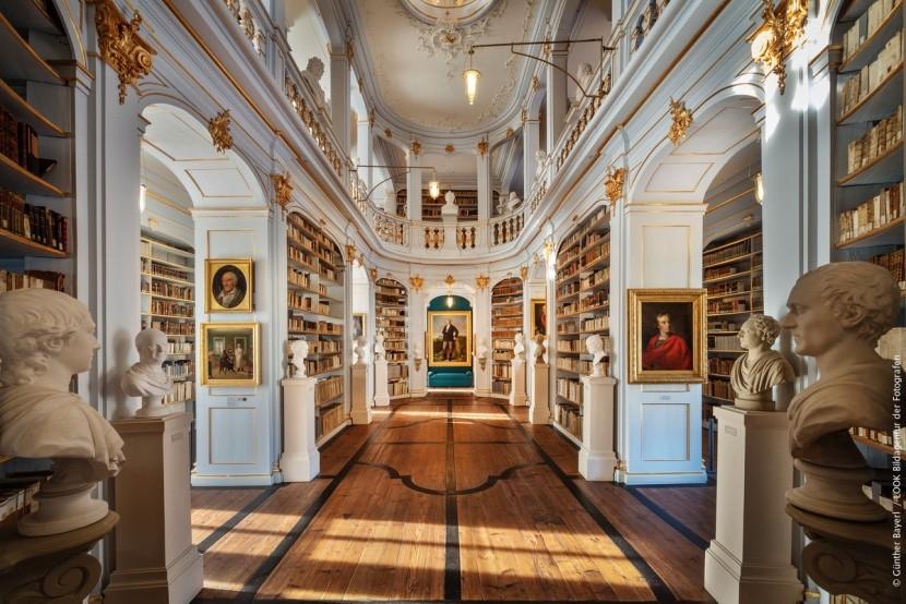 Knihovna slavných básníků ve Výmaru